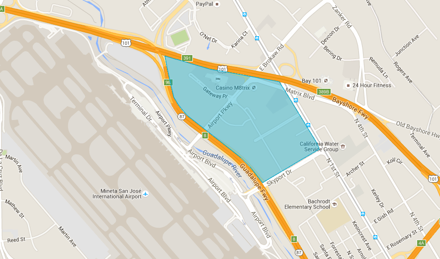 Uber Pickup at San Jose Intentional Airport SJC RideShare Connection