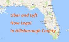 Uber and Lyft Legal in Hillsborough County