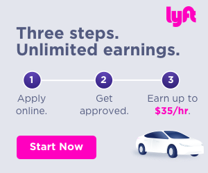Lyft $500 Sign-up Bonus