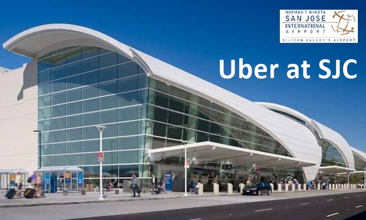Uber at San Jose Airport