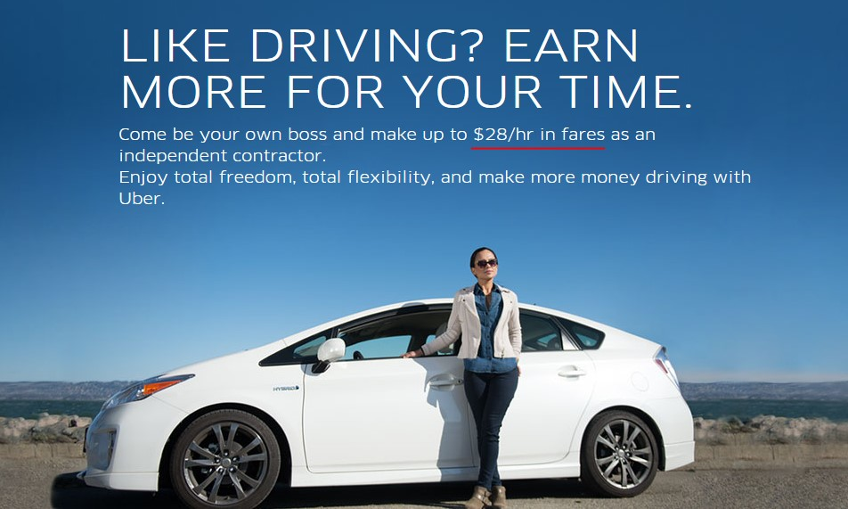 Uber Driver Hourly Wage